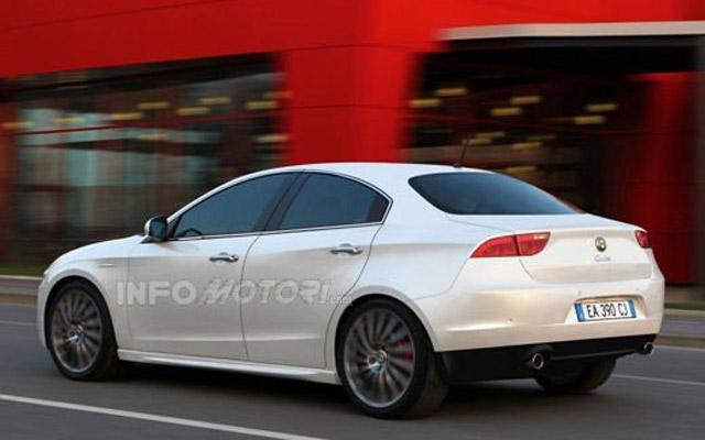 Re: 2015 - [Alfa Romeo] Giulia [Tipo 952]