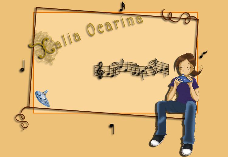 Xalia-ocarina