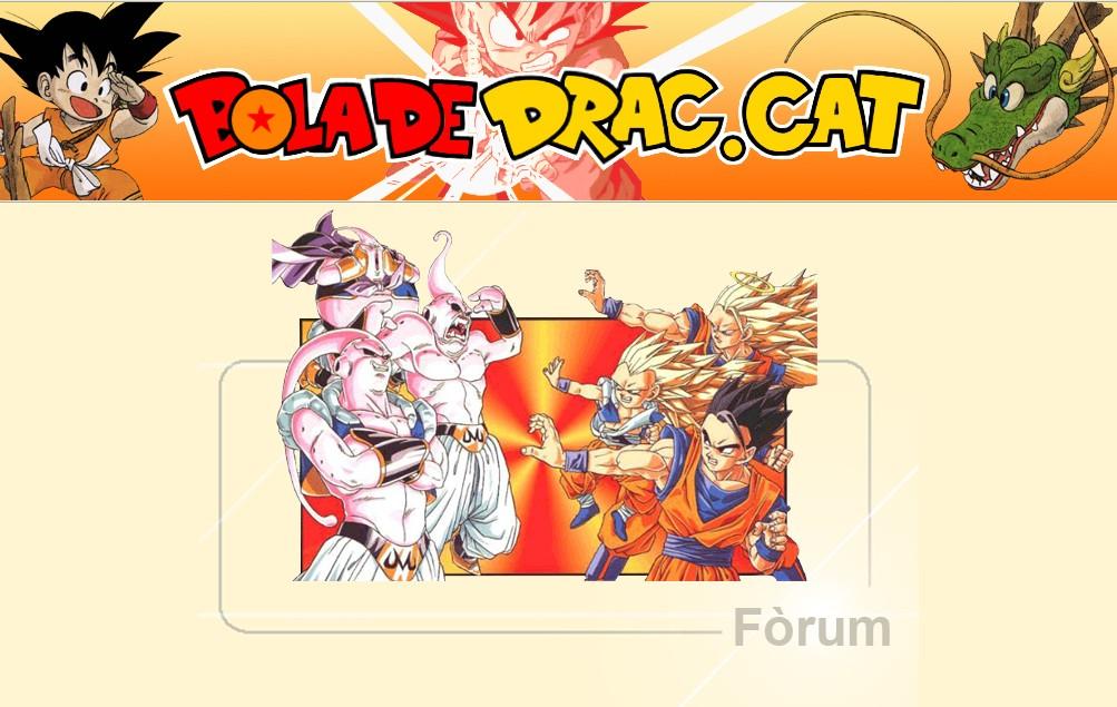 Fòrum de Bola de Drac - Z - GT - Z KAI - BOLADEDRAC.CAT