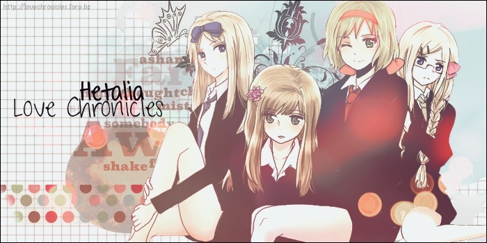 Hetalia Love Chronicles