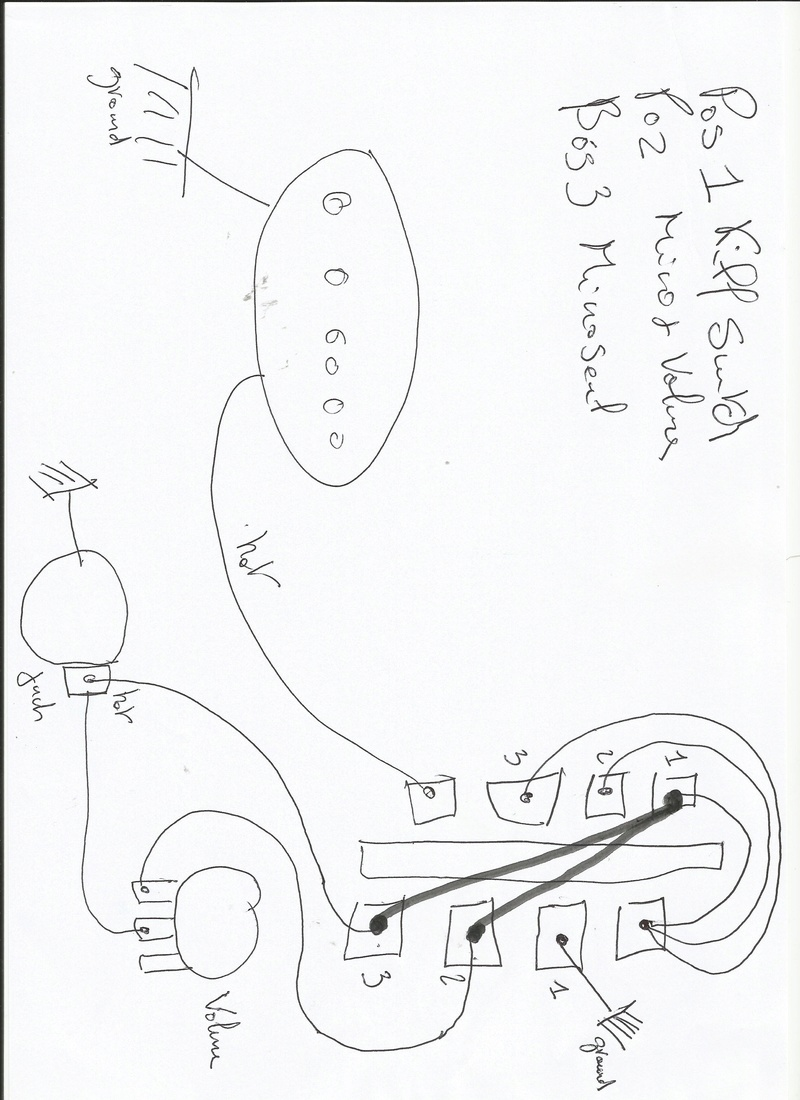 Help Needed For 2 Position Tele Lever Switch Wiring Or Alt 3 Way On Telecaster Toggle Diagram Image