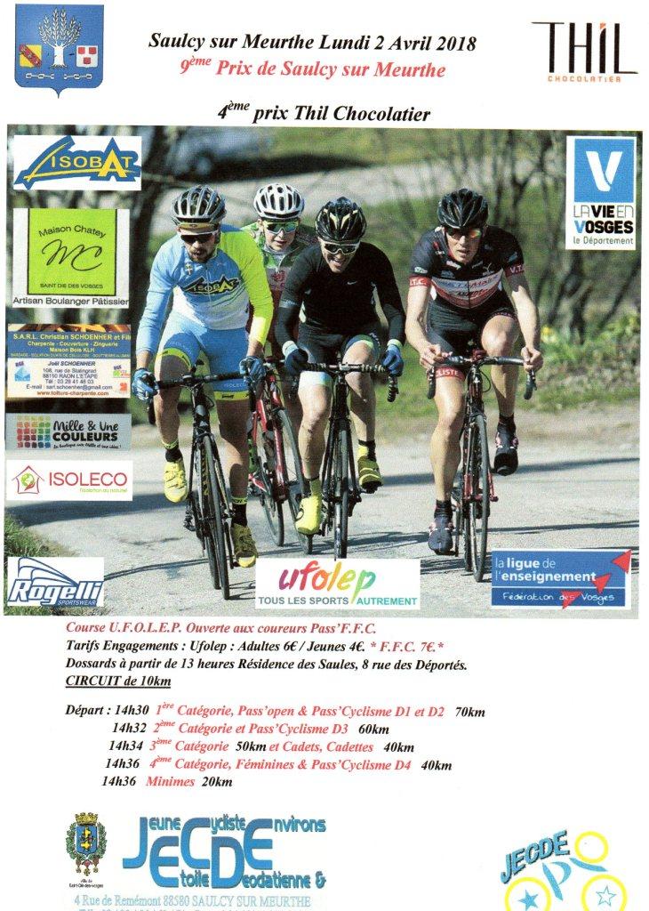 Calendrier Des Courses Cyclistes 2019.Courses Ufolep