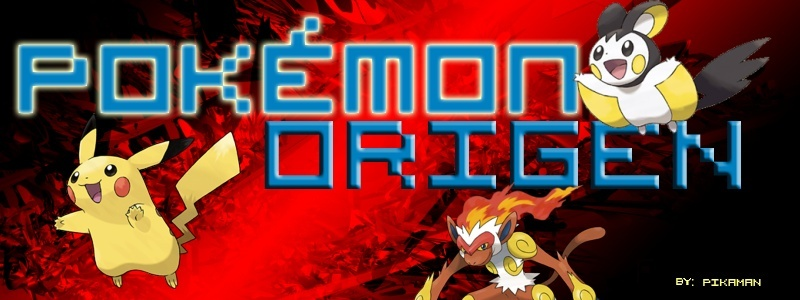 Pokémon Origen