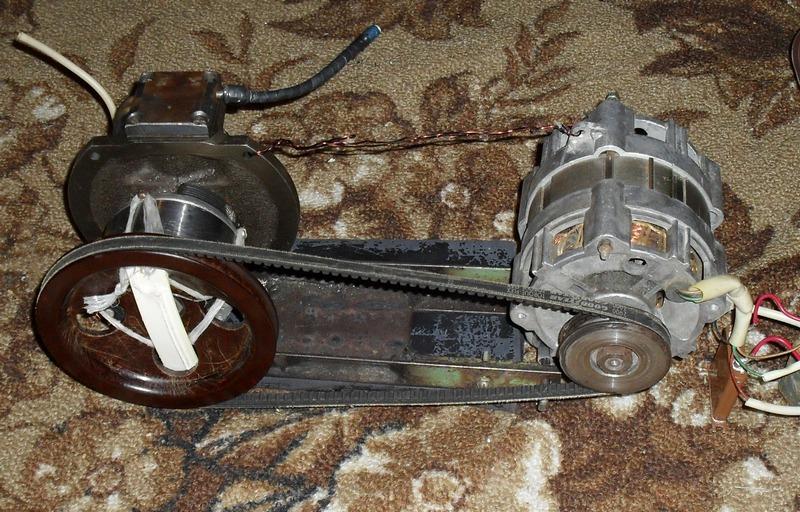 Воздушный компрессор из компрессора кондиционера автомобиля своими руками 71