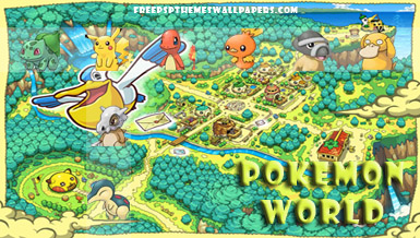 poke-world