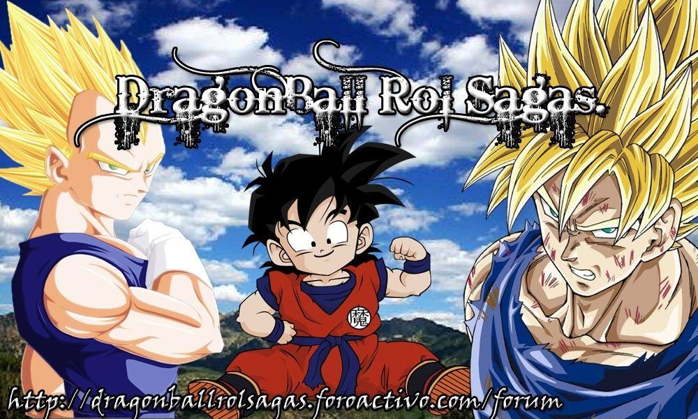 DragonBall Rol Sagas