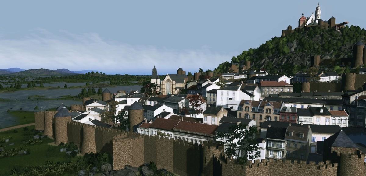 image Fortifications de la cité