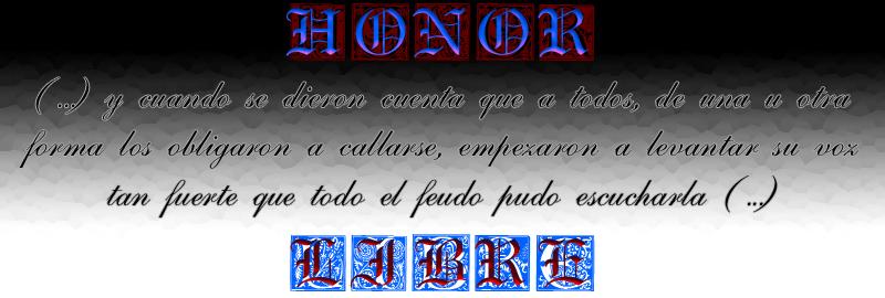 Libertad & Honor