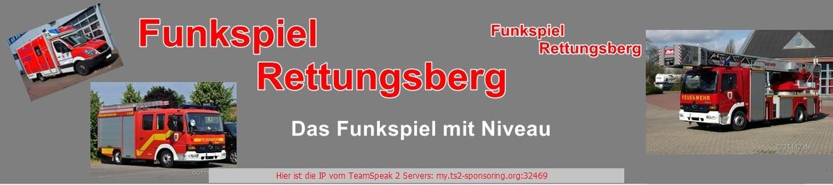 Funkspiel Rettungsberg