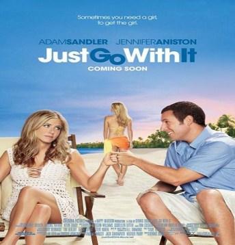 فيلم Just Go With It 2011 مترجم DVDscr  كوميدى رومانسى للكبار فقط  بطولة نجمة الاغراء نيكول كيدمان وجينفر انيستون
