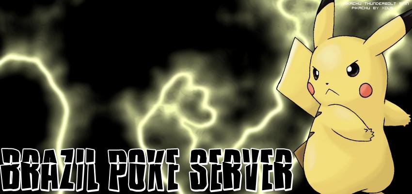 Brazil Poke Server