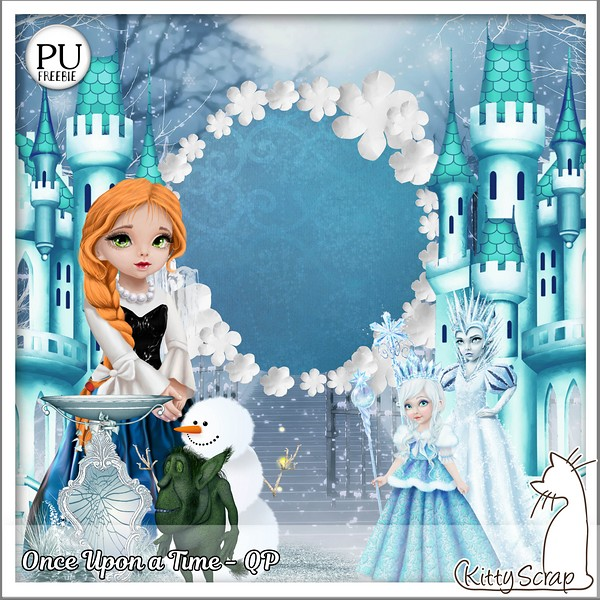 ONCE UPON A TIME THE ICE QUEEN collection