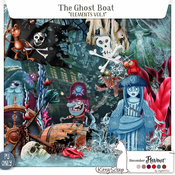 The ghost boat de Kittyscrap dans Novembre previe24