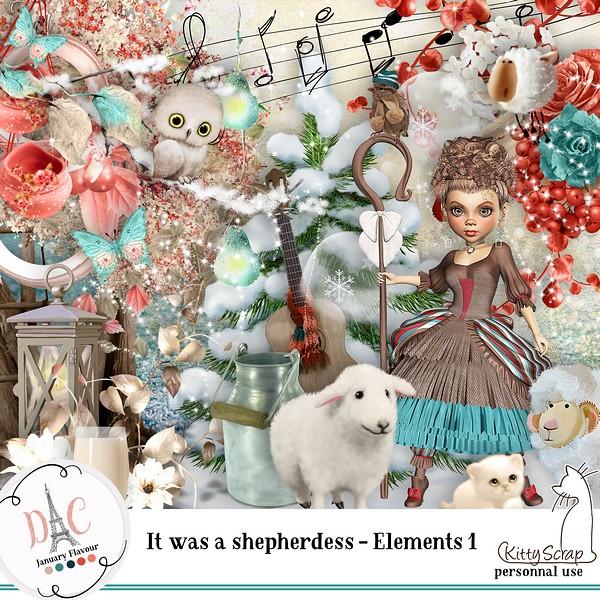 It was Shepherdess de Kittyscrap dans Janvier previe55