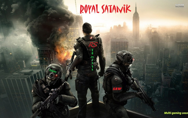 Royal Satanik - Multi Gaming