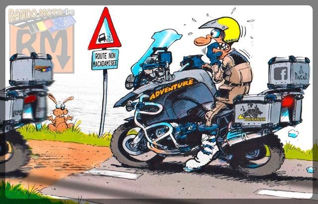 Rando-Moto Trail