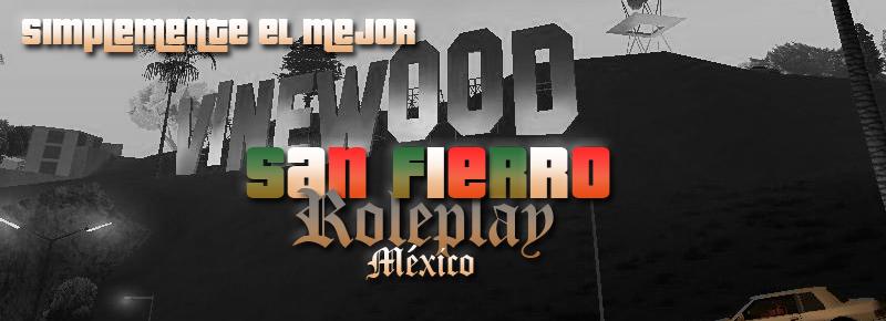 San Fierro - Roleplay México