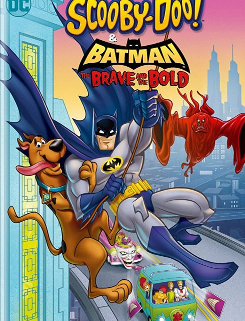 فيلم Scooby-Doo & Batman: the Brave and the Bold