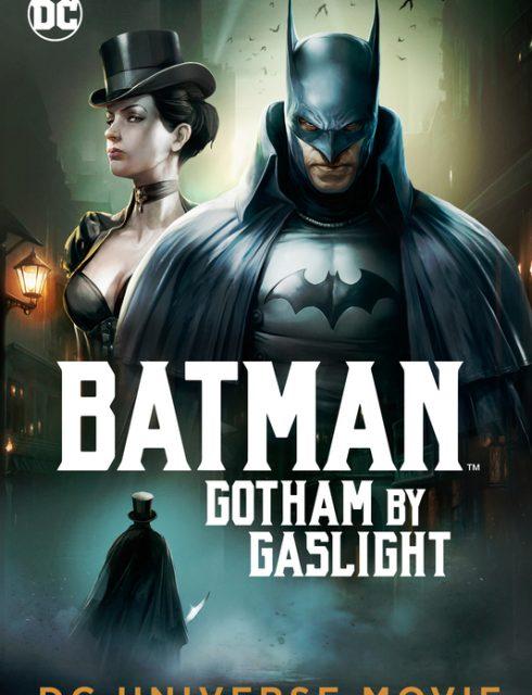 فيلم Batman: Gotham by Gaslight 2018