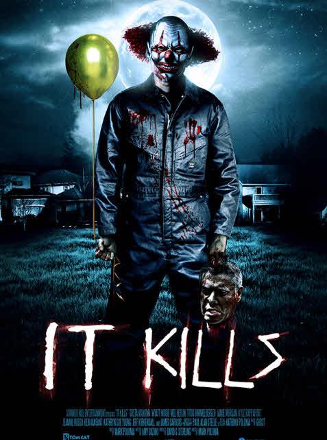 فيلم It Kills 2017