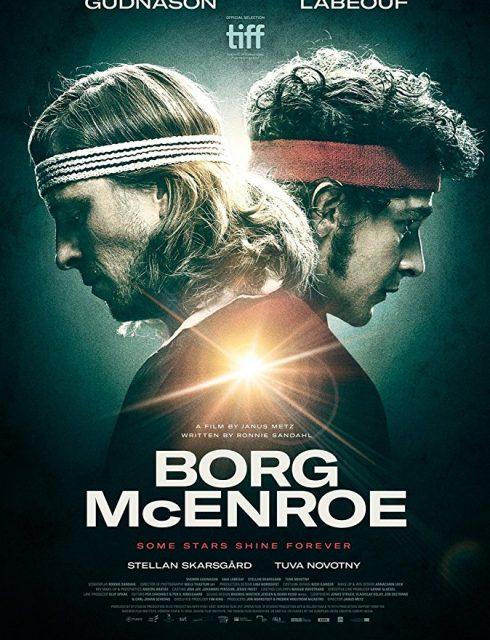 فيلم Borg McEnroe