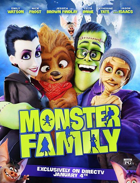 فيلم Monster Family 2017