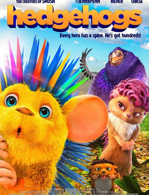 فيلم Bobby the Hedgehog 2016
