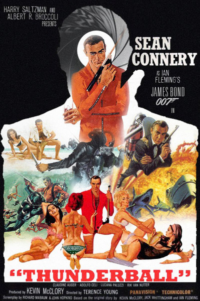 فيلم كرة الرعد Thunderball 1965 مترجم