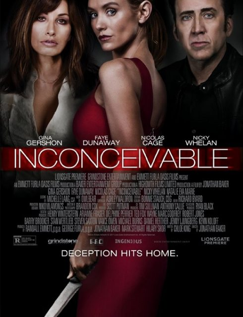 فيلم Inconceivable 2017