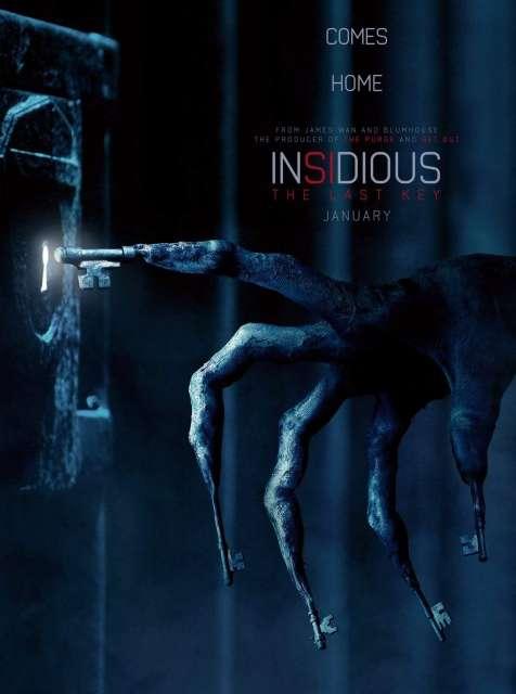 فيلم Insidious: The Last Key