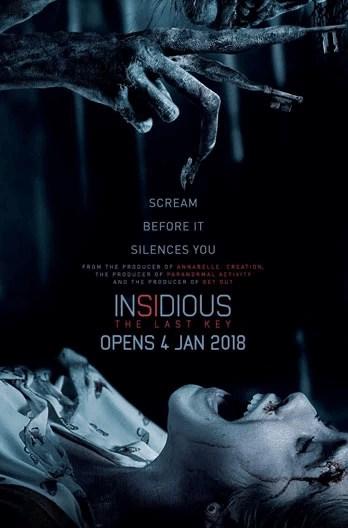 فيلم Insidious: The Last Key 2018