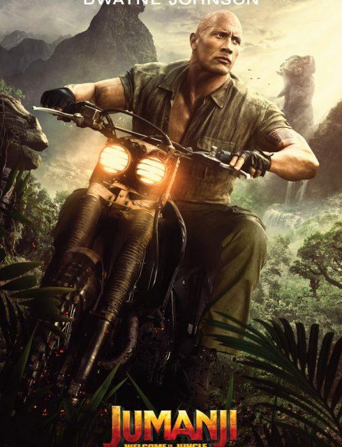 فيلم Jumanji: Welcome to the Jungle 2017