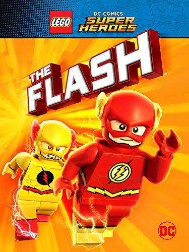 فيلم Lego DC Comics Super Heroes: The Flash 2018
