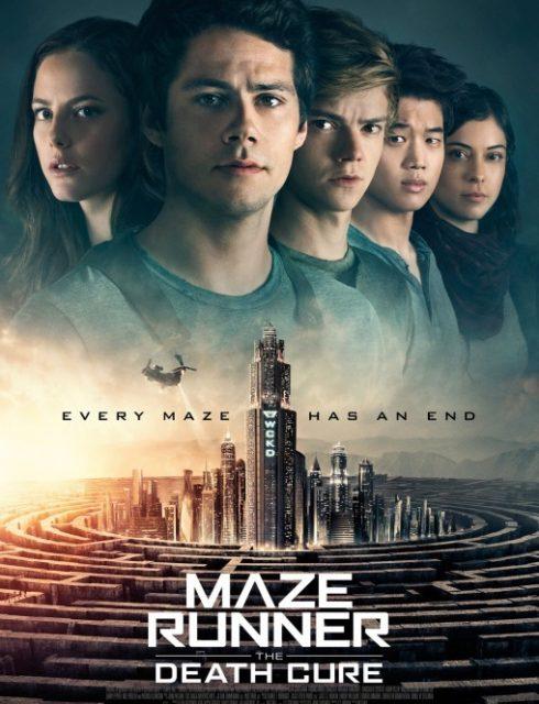 فيلم Maze Runner: The Death Cure
