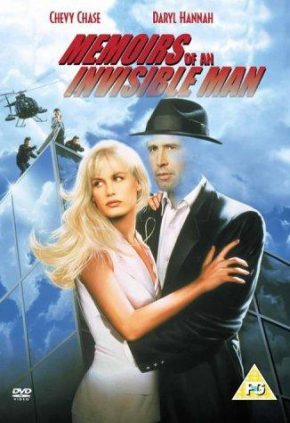 فيلم Memoirs of an Invisible Man 1992