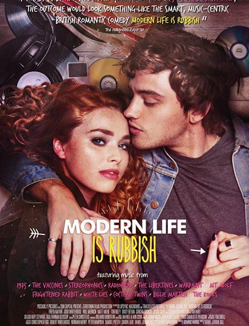 فيلم Modern Life Is Rubbish 2017 مترجم