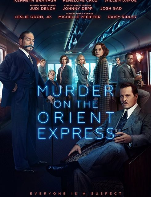 فيلم Murder on the Orient Express 2017