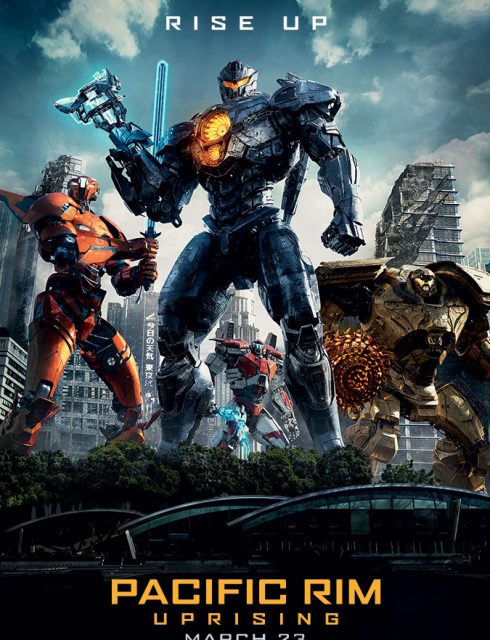 فيلم Pacific Rim: Uprising 2018