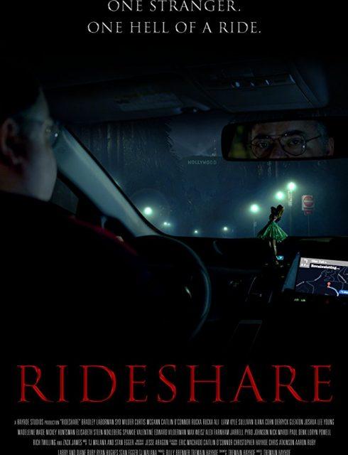 فيلم Rideshare 2018 مترجم