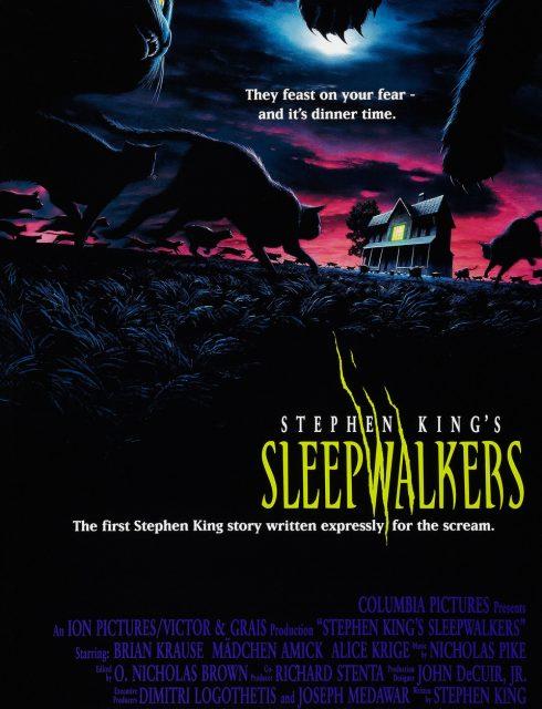فيلم Sleepwalkers 1992