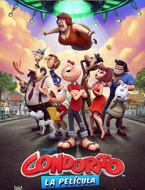 فيلم Condorito: The Movie 2017