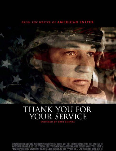 فيلم Thank You for Your Service