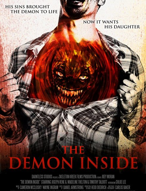 فيلم The Demon Inside 2017