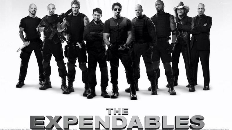 فيلم The Expendables 2010