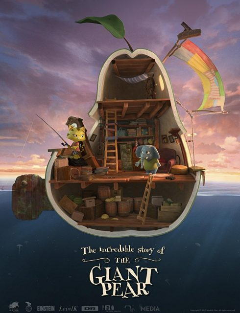 فيلم The Giant Pear 2017
