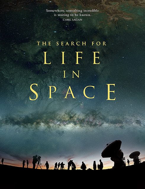 فيلم The Search for Life in Space مترجم