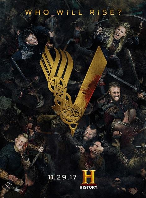 مسلسل Vikings الموسم الخامس الحلقة 9 2018