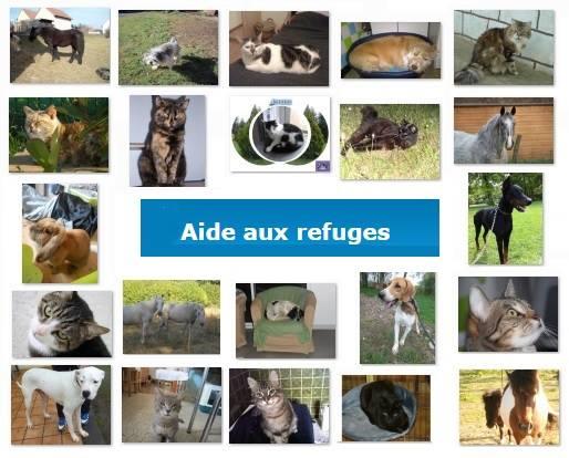 Aide aux refuges