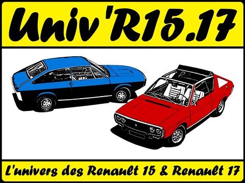 Le Forum du club Univ'R15.17