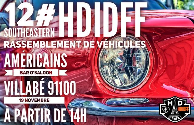 [91] SOUTHEASTERN HDIDFF à Villabé - 19/11